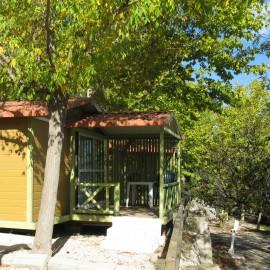 Bungalow Morea exterior